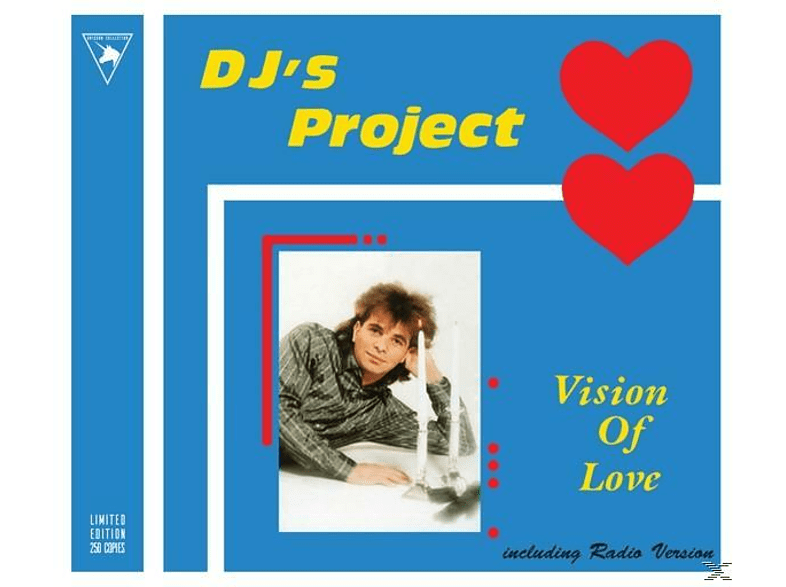 Dj's Project - Vision Of Love (Collectors Lim [Maxi Single CD]