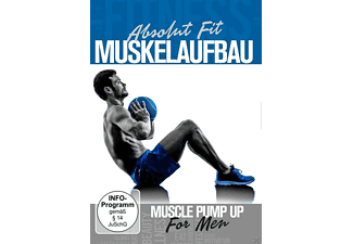 Absolut Fit: Muskelaufbau - (DVD)