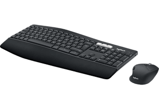 LOGITECH MK850 Performance Wireless Mus & Tangentbord - Svart