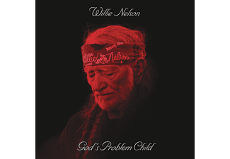 Willie Nelson - God's Problem Child (CD)