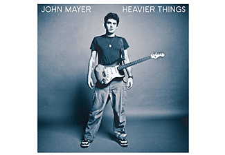 John Mayer - Heavier Things (Vinyl LP (nagylemez))