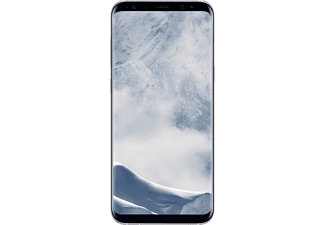 SAMSUNG Smartphone Galaxy S8+ 64 GB Arctic Silver  Pack Proximus (G955)