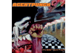 Agentpunch - Investigation - (CD)