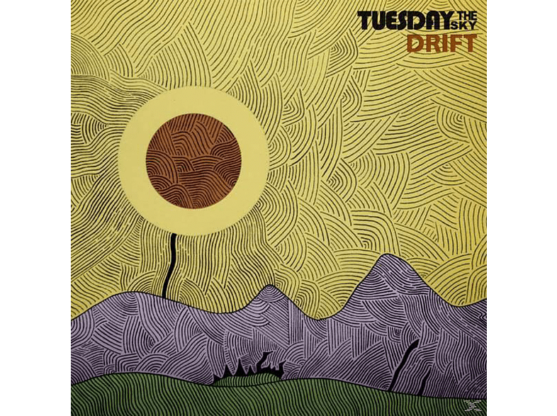 Tuesday The Sky - Drift [CD]