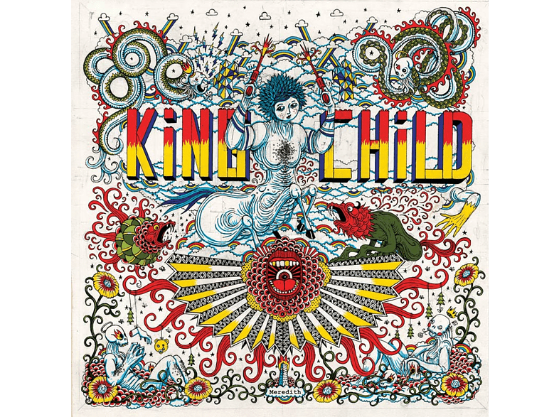 King Child - Meredith [CD]