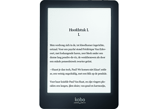 KOBO Glo Zwart (Refurbished)