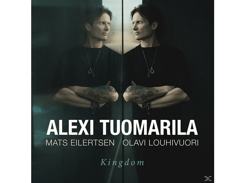 Alexi Tuomarila - Kingdom [Maxi Single CD]