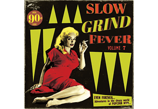 VARIOUS - Slow Grind Fever 07 - (Vinyl)