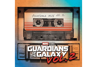 VARIOUS - Guardians Of The Galaxy: Awesome Mix Vol.2 - (MC (analog))