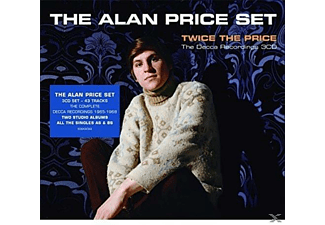 Alan Price - Twice The Price-The Decca Recordings - (CD)