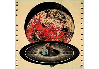 The Heliocentrics - A World Of Masks - (Vinyl)