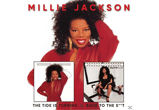 Millie Jackson - The Tide Is Turning/Back To The S++T - (CD)