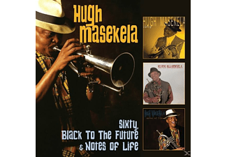 Hugh Masekela - Sixty/Black To The Future/Notes Of Life - (CD)