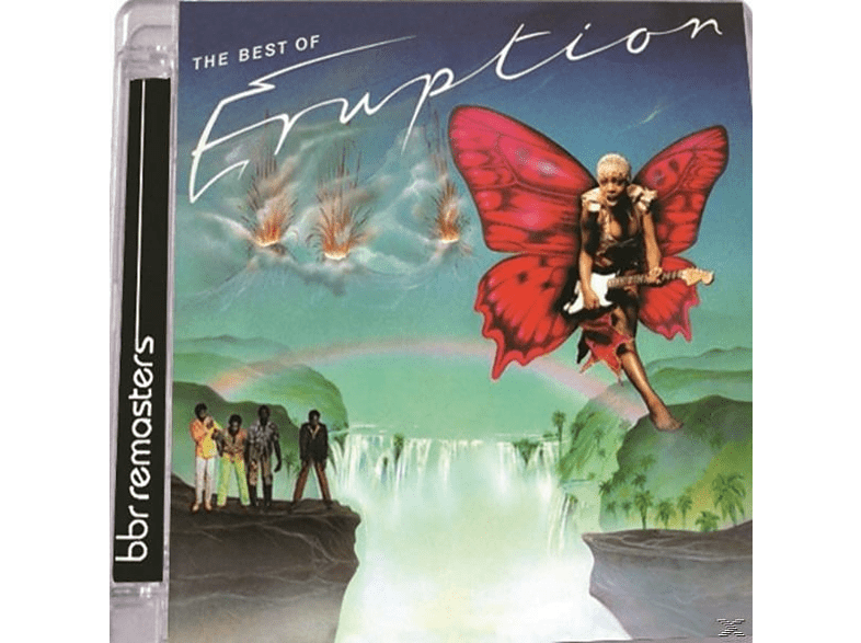 Eruption - The Best Of Eruption (Remastered+Expanded Edition) [CD]