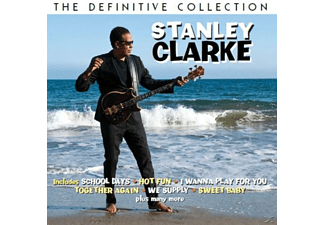 Stanley Clarke - The Definite Collection (2 CD Edition) - (CD)