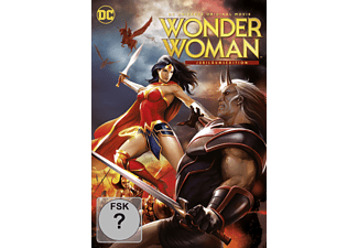 Wonder Woman (Jubiläumsedition) - (DVD)