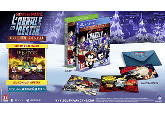 South Park: The Fractured but Whole Deluxe Edition NL/FR Xbox One