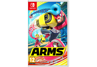 ARMS NL Switch