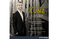 Jean-willy Kunz - AU GRAND ORGUE PIERRE-BEIQUE [CD]