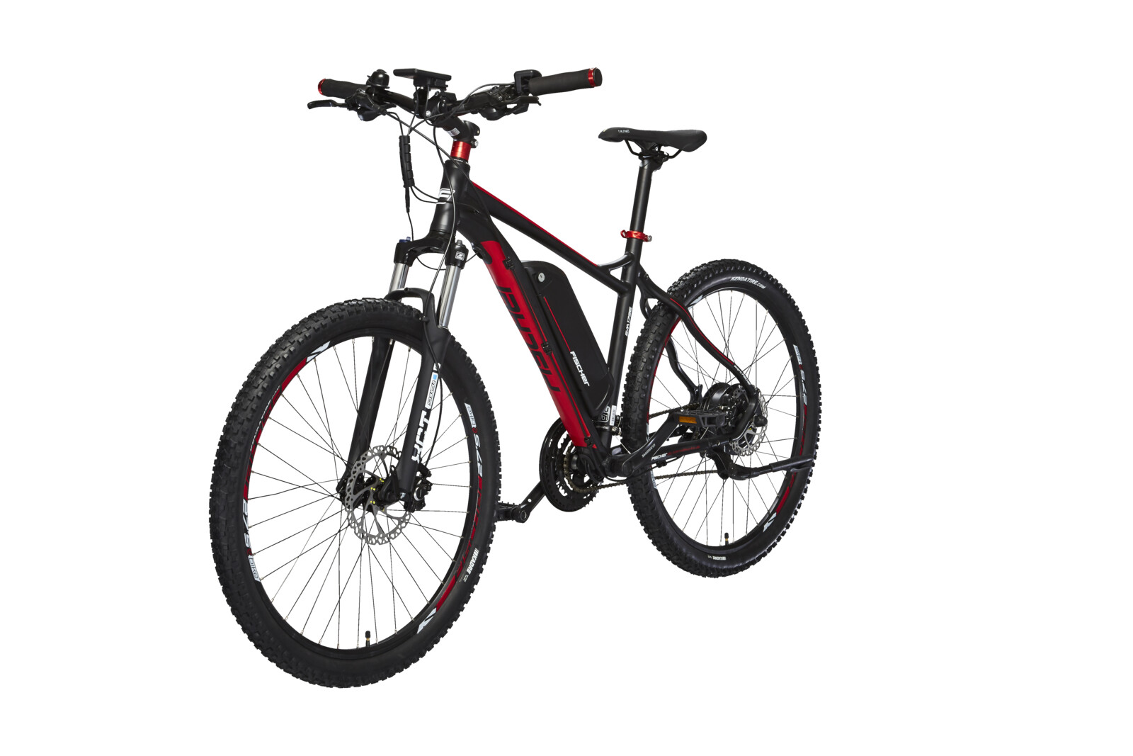 fischer em 1726 s1 mountainbike 27 5 zoll 48 cm mtb. Black Bedroom Furniture Sets. Home Design Ideas