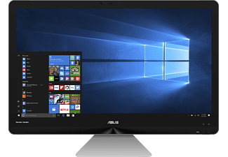 ASUS ZN270IEGT-RA078T, All-In-One PC mit 27 Zoll, 1 TB Speicher, 16 GB RAM, Core™ i7 Prozessor, Quartz Grey