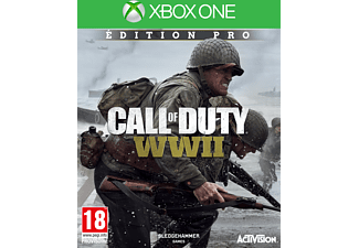 Call Of Duty: WWII Pro Edition FR Xbox One