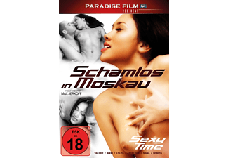 Schamlos In Moskau-Sexy Time - (DVD)
