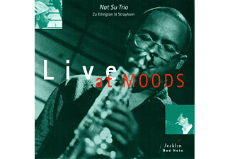 Nat Su Trio - Live at Moods: Not su Trio - (CD)
