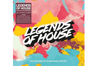 Diverse House - Legends Of House [CD]
