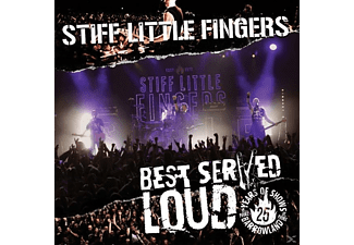 Stiff Little Fingers - BEST SERVED LOUD-LIVE AT BARROWLAND - (Vinyl)