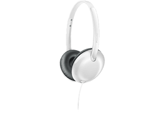 PHILIPS Casque audio On-ear Flite Aerolite (SHL4400WT/00)