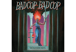 Bad Cop Bad Cop - Warriors - (CD)