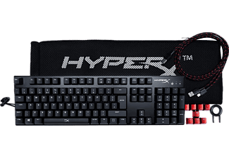 KINGSTON HX-KB1BL1-UK/A2 HyperX Alloy FPS Blue Oyuncu Mekanik Klavye