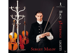 Sergey Malov - 13 Strings - (CD)