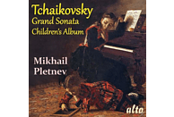 Mikhail Pletnev - Grand Sonata op.37/Kinder-Album op.39 [CD]
