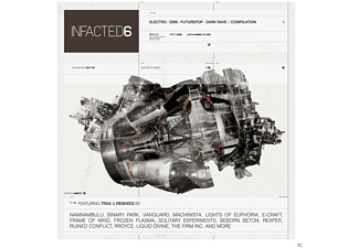VARIOUS - Infacted Compilation Vol.6 - (CD)