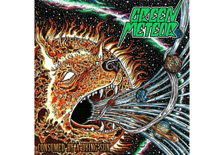 Green Meteor - Consumed By A Dying Sun - (CD)