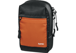HAMA Fancy Travel 80M, Kameratasche für Digitalkameras, Orange