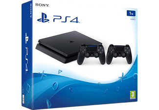 SONY Playstation 4 1 TB + DS 4 Oyun Konsolu