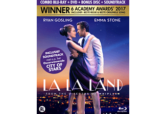 La La Land Blu-ray + 2 DVD + CD
