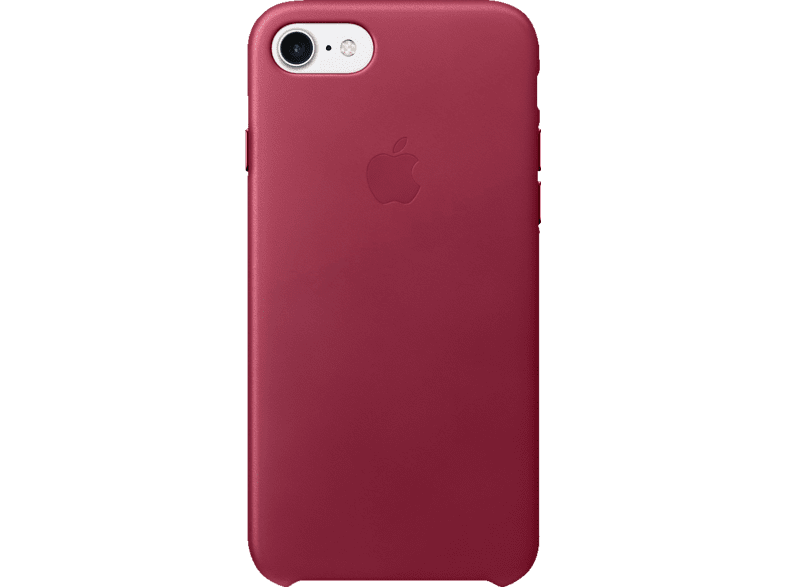 APPLE Leder Case Backcover Apple iPhone 7 Leder Beere | 00190198376268