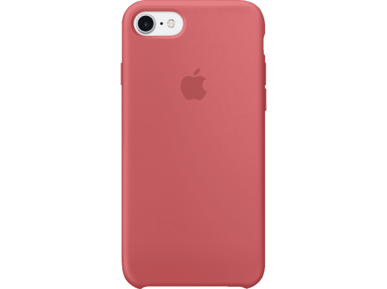 APPLE Silikon Case Backcover Apple iPhone 7 Silikon Kamelie | 00190198390370