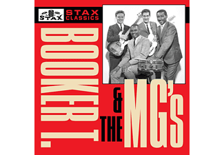 Booker T. & The M.G.'s - Stax Classics (CD)