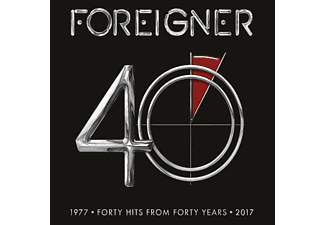 Foreigner - 40 (CD)