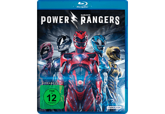 Power Rangers - (Blu-ray)