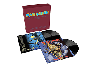 Iron Maiden - Iron Maiden: 2017 Collectors Box (Vinyl LP (nagylemez))