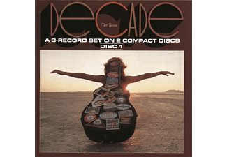 Neil Young - Decade (Limited Edition) (Vinyl LP (nagylemez))