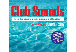 VARIOUS - Club Sounds Summer 2017 - (CD)
