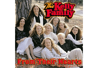 The Kelly Family - FROM THEIR HEARTS - (CD)