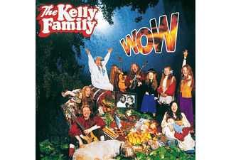 The Kelly Family - WOW - (CD)
